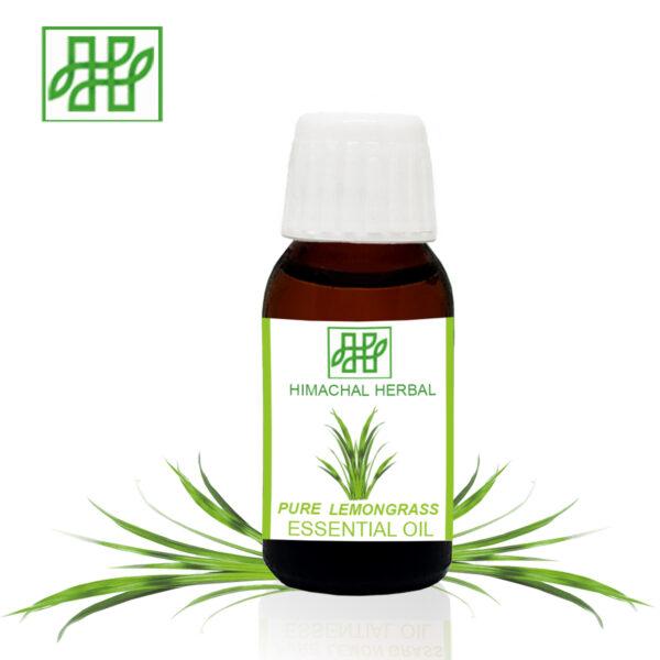 Himachal Herbal Lemongrass pure organic natural essential oil