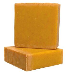 Himachal Herbal Pure Organic Haldi Melt and Pour Soap Base