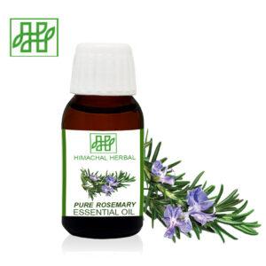 Himachal Herbal Rosemary pure organic natural essential oil